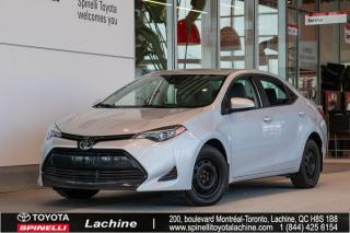 Used 2017 Toyota Corolla CE for sale in Lachine, QC