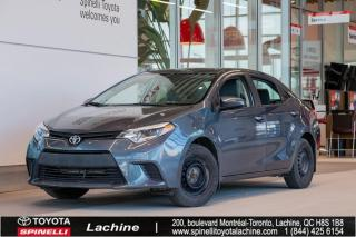 Used 2016 Toyota Corolla CE for sale in Lachine, QC