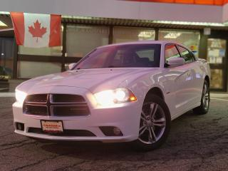 Used 2013 Dodge Charger R/T HEMI V8 | AWD | LOADED for sale in Waterloo, ON