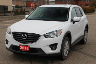 Used 2016 Mazda CX-5 GS 1-Owner | NO Accidents | CERTIFIED for sale in Waterloo, ON