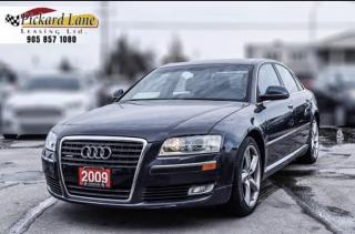 Used 2009 Audi A8 4.2 A8!! DRIVES GREAT!! for sale in Bolton, ON