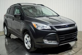 Used 2016 Ford Escape SE AWD 2.0T CUIR TOIT PANO NAV CAMERA DE for sale in St-Hubert, QC