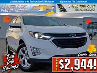 New 2020 Chevrolet Equinox LT for sale in Rosetown, SK