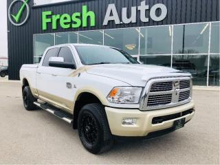 Used 2012 RAM 2500 4WD Crew Cab 149  Laramie Longhorn for sale in Ingersoll, ON