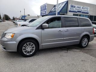Used 2014 Chrysler Town & Country Touring-L LEATHER POWER DOORS&TRUNK CERTIFIED for sale in Concord, ON