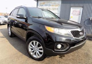 Used 2011 Kia Sorento ***EX,AWD,CUIR,MAGS,BLUETOOTH,V6*** for sale in Longueuil, QC