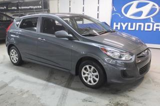 Used 2013 Hyundai Accent GL ( SEULEMENT 94000 KM ) for sale in St-Constant, QC
