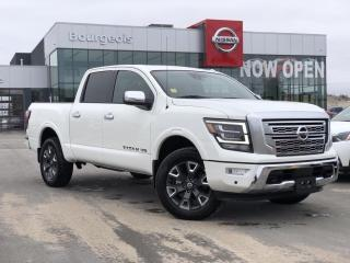 New 2020 Nissan Titan Platinum Reserve for sale in Midland, ON