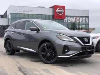 New 2020 Nissan Murano Platinum for sale in Midland, ON