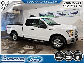 Used 2017 Ford F-150 XLT 4X4 MOTEUR ECOBOOST 2.7 for sale in Rimouski, QC