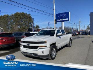Used 2017 Chevrolet Silverado 1500 5.3L 4x4 ** LT Z71 ** CREW CAB for sale in Victoriaville, QC