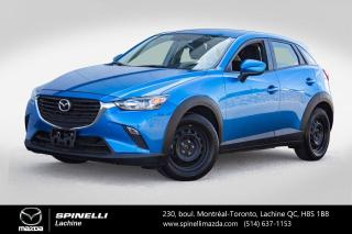 Used 2017 Mazda CX-3 GX AWD CAMERA DE RECUL PREMIER PAIEMENT EN 3 MOIS MAZDA CX-3 GX AWD 2017 for sale in Lachine, QC