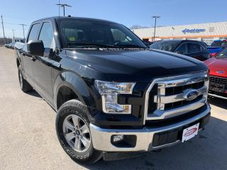 Used 2017 Ford F-150 XLT 4X4, BLUETOOTH, ONE OWNER for sale in Midland, ON