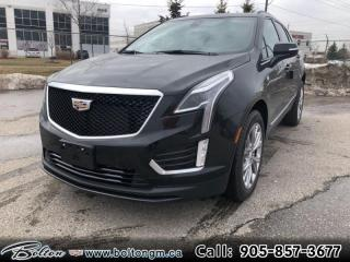 New 2020 Cadillac XT5 Sport - Navigation - Leather Seats - $395 B/W for sale in Bolton, ON