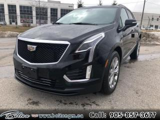 New 2020 Cadillac XT5 Sport - Navigation - Leather Seats - $428 B/W for sale in Bolton, ON