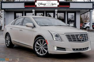 Used 2013 Cadillac XTS Luxury Collection for sale in Ancaster, ON