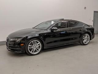 Used 2017 Audi A7 S-LINE/NAV/PUSH BUTTON START/BACK-UP CAM! for sale in Toronto, ON