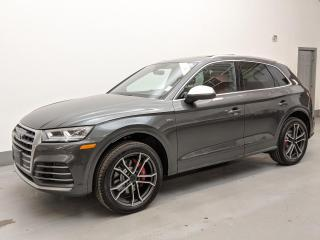 Used 2018 Audi SQ5 SQ5/NAV/CARBON FIBER TRIM/RED LEATHER/DYNAMIC! for sale in Toronto, ON