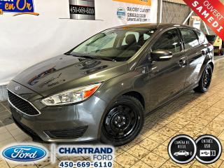 Used 2017 Ford Focus Hayon 5 portes SE for sale in Laval, QC