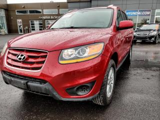 Used 2011 Hyundai Santa Fe 2.4L FWD **JAMAIS ACCIDENTÉ** for sale in St-Eustache, QC