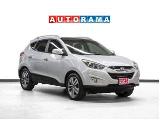Used 2015 Hyundai Tucson Limited 4WD Nav Leather PanoRoof Bcam for sale in Toronto, ON