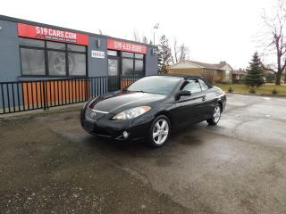 Used 2004 Toyota Camry Solara SLE for sale in St. Thomas, ON