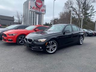 Used 2016 BMW 3 Series 320i xDrive for sale in Cambridge, ON