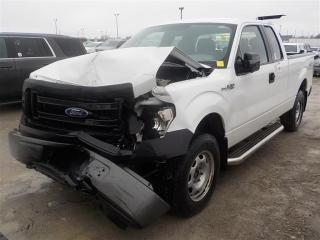 Used 2014 Ford F-150 SUPER CAB for sale in Innisfil, ON
