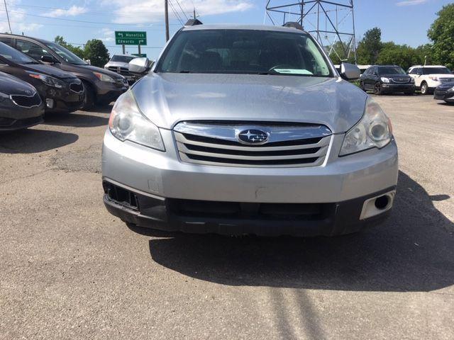 2012 Subaru Outback 2.5i w/Convenience Pkg