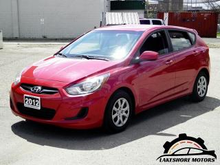 Used 2012 Hyundai Accent GL || CERTIFIED || AUTO for sale in Waterloo, ON