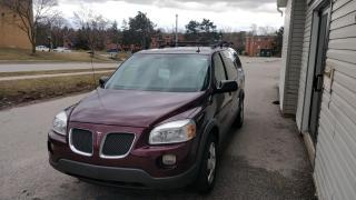 Used 2008 Pontiac Montana w/1SB for sale in Cambridge, ON