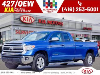 Used 2016 Toyota Tundra SR5 for sale in Etobicoke, ON