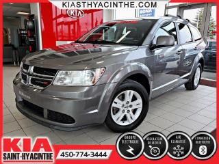 Used 2012 Dodge Journey SE Plus ** GR ÉLECTRIQUE + A/C for sale in St-Hyacinthe, QC