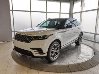 New 2020 Land Rover Range Rover Velar Active Courtesy Loaner for sale in Edmonton, AB
