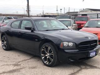 Used 2008 Dodge Charger SE, 3 YR WARRANTY, CERTIFIED for sale in Woodbridge, ON