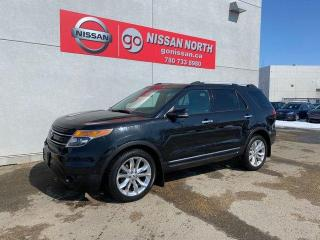 Used 2013 Ford Explorer Limited 4WD for sale in Edmonton, AB