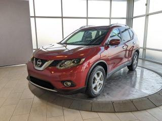 Used 2015 Nissan Rogue SL AWD | 2 Wheel Sets | No Accidents | Leather | Tow PKG for sale in Edmonton, AB
