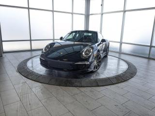 Used 2016 Porsche 911 Carrera 4 Black Edition | CPO | Ext. Warranty | Sport Exhaust for sale in Edmonton, AB