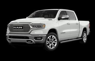 New 2020 RAM 1500 Longhorn Crew Cab for sale in Winnipeg, MB