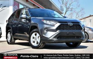 Used 2020 Toyota RAV4 XLE AWD for sale in Pointe-Claire, QC