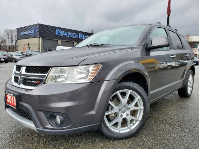 2015 Dodge Journey R/T, AWD, LOCAL, NO ACCIDENTS