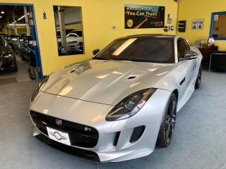 Used 2017 Jaguar F-Type R AWD,  Fully Loaded, Red Leather Interior for sale in Vaughan, ON