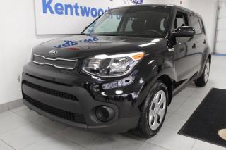 Used 2019 Kia Soul 3 Mos Deferral! *oac | |LX with a back up camera and a surprisingly spacious hatch for sale in Edmonton, AB