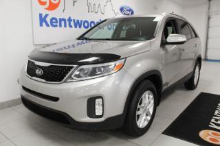 Used 2015 Kia Sorento 3 Mos Deferral! *oac | AWD with heated power seats for sale in Edmonton, AB