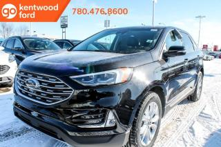New 2020 Ford Edge Titanium 301A | 2.0L I4 Ecoboost | Heated Leather Seats | Auto Start/Stop | Reverse Camera and Sensing System for sale in Edmonton, AB