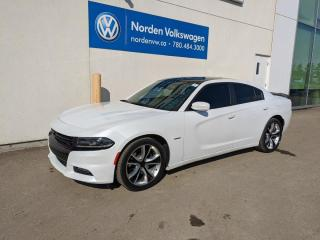 Used 2015 Dodge Charger R/T ROAD TRACK PKG!! for sale in Edmonton, AB