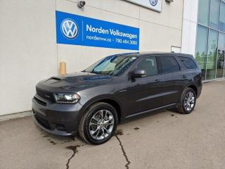 Used 2020 Dodge Durango R/T AWD V8 HEMI - FULLY LOADED for sale in Edmonton, AB