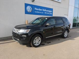 Used 2019 Ford Explorer XLT 4WD - 7 PASS / HEATED SEATS for sale in Edmonton, AB