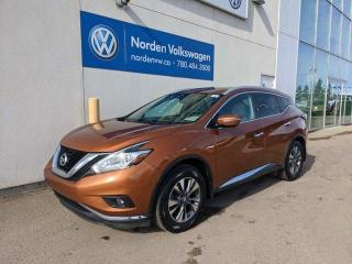 Used 2015 Nissan Murano SL AWD - FULLY LOADED! for sale in Edmonton, AB