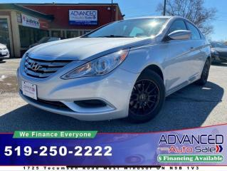 Used 2013 Hyundai Sonata GL for sale in Windsor, ON